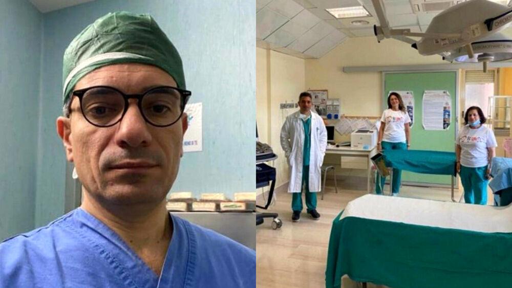 Chemioterapia, il lavoro del dott. Merlicco del Lastaria di Lucera su una  prestigiosa ricerca scientifica