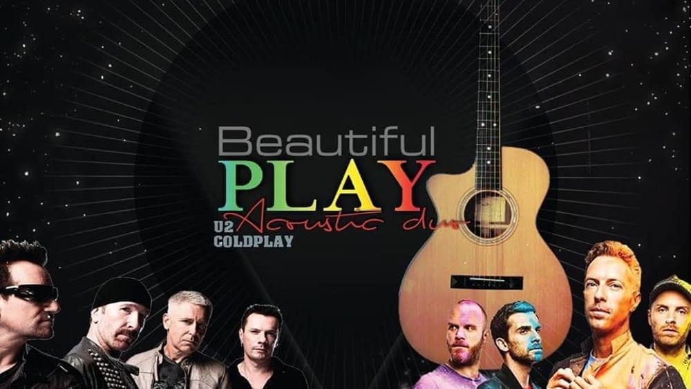 Beautiful Play U2 & Coldplay Semi-Acoustic Duo presso Il