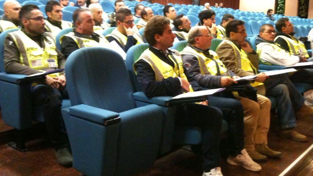 Foggia: corso di formazione per gli ausiliari del traffico