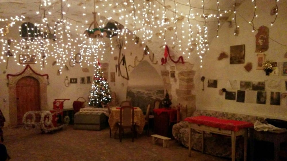 Casa di babbo natale a cagnano varano dall 8 all 11 dicembre - Allestire casa per natale ...