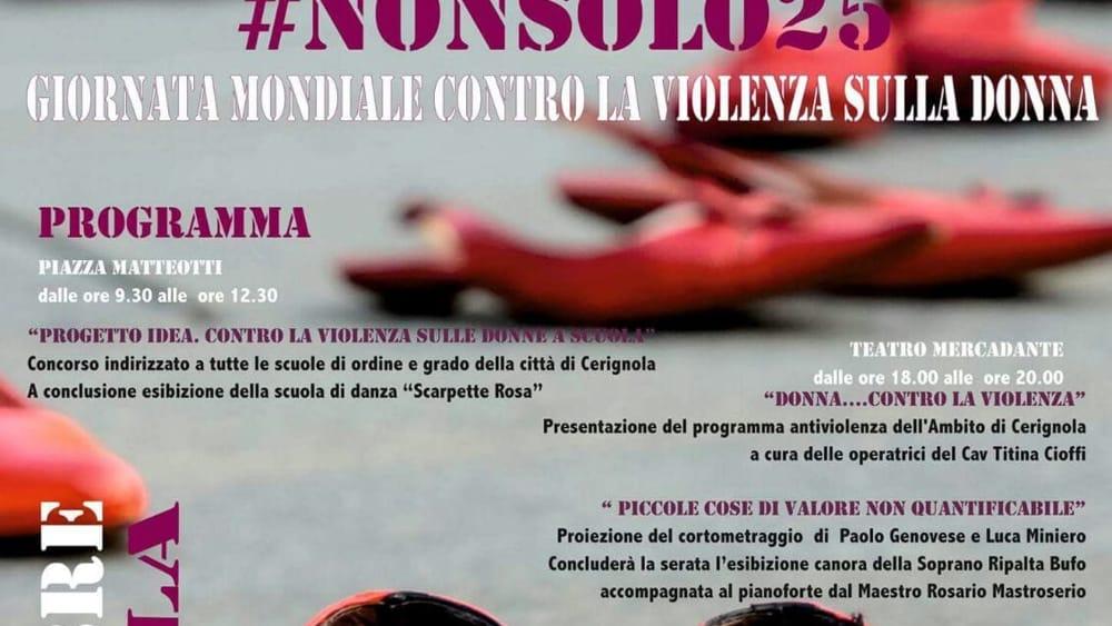 spesso Giornata contro la violenza sulle donne a Cerignola: il programma IN71