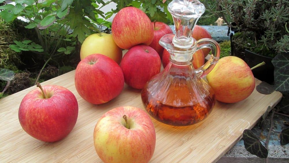 hpv e aceto di mele