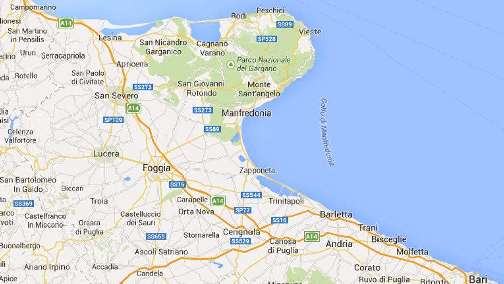 Cartina Puglia Molfetta.Prezzi Case A Foggia La Mappa Della Citta