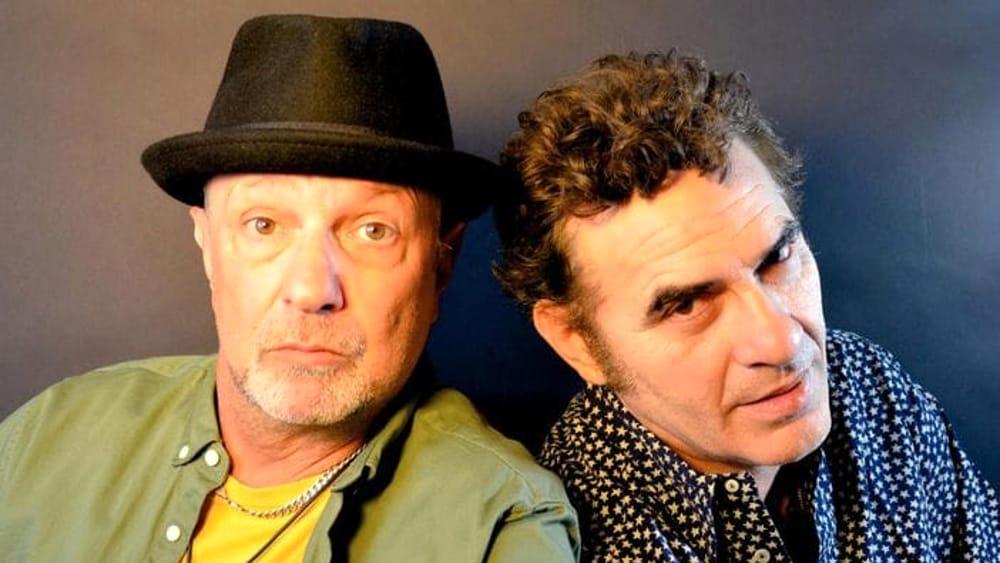 Il piazzale del porto ospita i 'The swing brothers': Caputo e Baccini live a Rodi Garganico