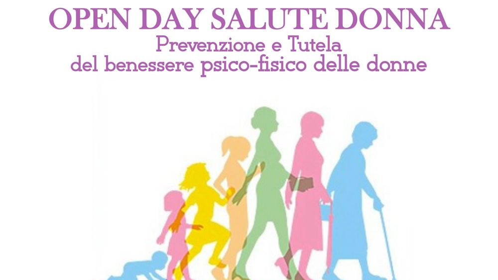 Open Day Salute Donna 22 Aprile 2016